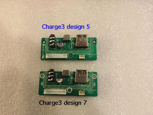 JBL CHARGE3 Ladeplatine,Charging board .